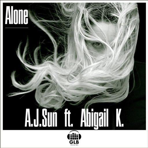 A.J.Sun ft. Abigail K. - Alone 14x14 embedding