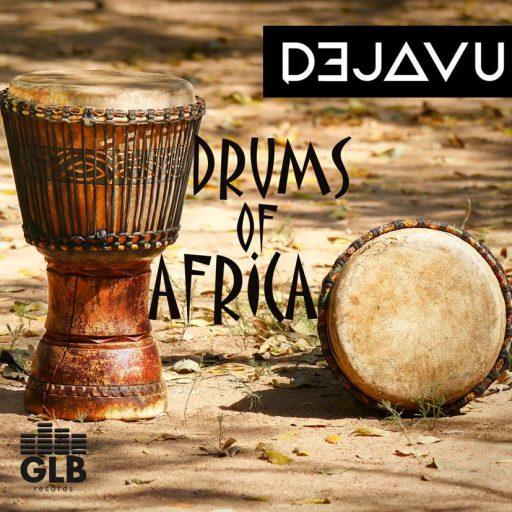 Dejavu - Drums Of Africa embedding cover